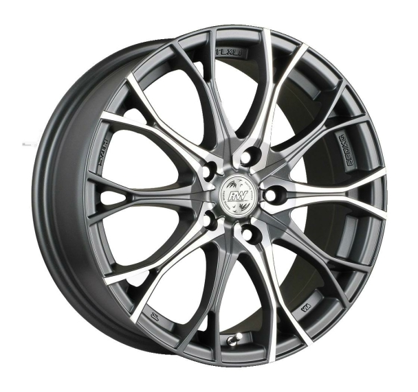 Литые Racing Wheels H-530
