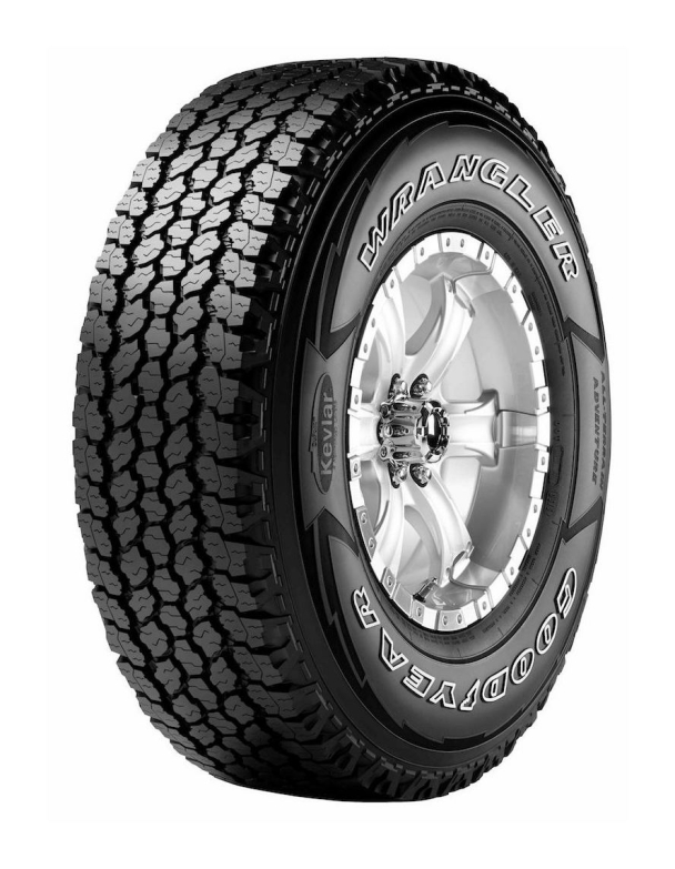 Летние шины Goodyear Wrangler All-Terrain Adventure